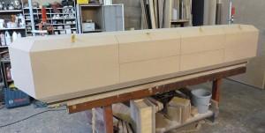 dressoir design peter hamers interieur meubel houtbewerking ladekast hangkast
